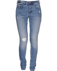 Billabong - Denim Trousers - Lyst