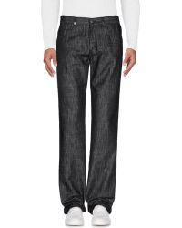 Z Zegna - Denim Trousers - Lyst