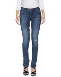 Volcom - Denim Trousers - Lyst
