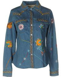 Blugirl Jeans | Denim Shirt | Lyst