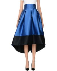 Io Couture - Long Skirt - Lyst