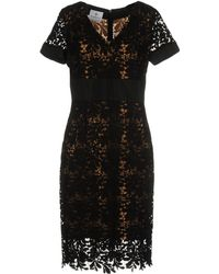 Piu' & Piu'   Knee-length Dress   Lyst