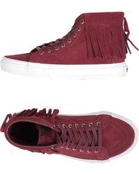 Vans - Sk8-hi Moc Sneaker - Lyst