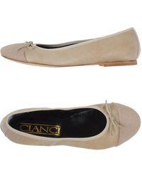Cianci - Ballet Flats - Lyst