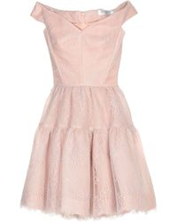The 2nd Skin Co. - Short Dress - Lyst