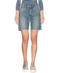 TRUE NYC - Denim Shorts - Lyst