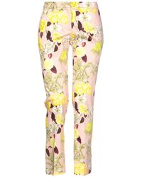 Femme By Michele Rossi - Casual Trouser - Lyst