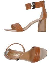 Napoleoni - Sandals - Lyst