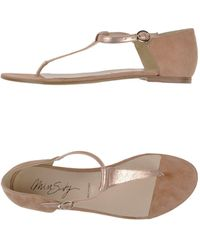 Miss Sixty - Toe Post Sandal - Lyst