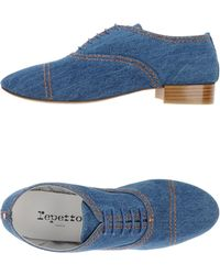 Repetto - Lace-up Shoe - Lyst