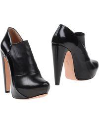 Roland Mouret - Shoe Boots - Lyst