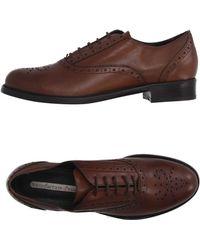 Manufacture D'essai - Lace-up Shoe - Lyst