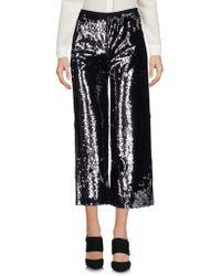Carla G - 3/4-length Trousers - Lyst