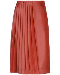 Marco De Vincenzo - 3/4 Length Skirt - Lyst