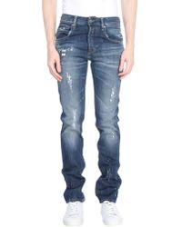 Replay - Pantaloni jeans - Lyst