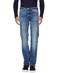 Golden Goose Deluxe Brand - Denim Pants - Lyst