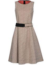 Strenesse - Knee-length Dress - Lyst