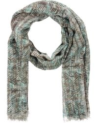 Contileoni - Oblong Scarf - Lyst