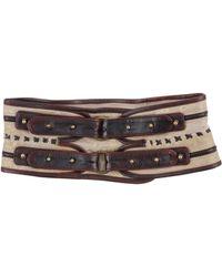 Antik Batik - Belt - Lyst