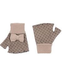 RED Valentino - Gloves - Lyst