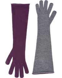 Erika Cavallini Semi Couture - Gloves - Lyst