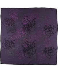 Silk And Cashmere - Square Scarves - Lyst