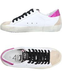 Quattrobarradodici - Low-tops & Sneakers - Lyst