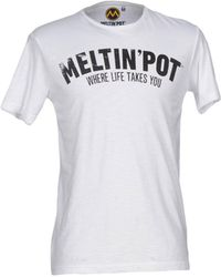 Meltin' Pot - T-shirts - Lyst