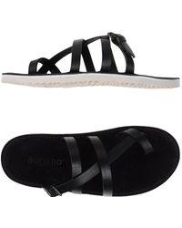 Buttero - Thong Sandal - Lyst