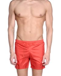 Z Zegna - Swim Trunks - Lyst