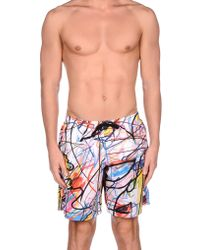 Jeremy Scott - Swimming Trunks - Lyst