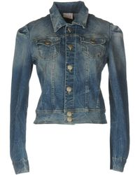 Nolita - Denim Outerwear - Lyst