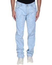 Just Cavalli - Denim Pants - Lyst