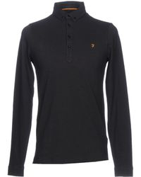 Farah - Polo Shirts - Lyst