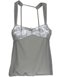 Amulette - Sleeveless Undershirt - Lyst