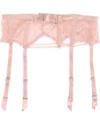 Chantal Thomass - Garter Belt - Lyst