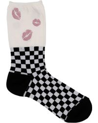 Undercover - Short Socks - Lyst