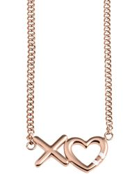 Tommy Hilfiger - Necklace - Lyst