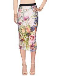 Aviu | 3/4 Length Skirt | Lyst