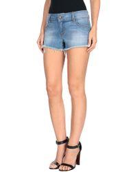 Siwy - Denim Shorts - Lyst