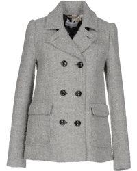 0ca2a0f6c4 Lyst - Women s Patrizia Pepe Coats