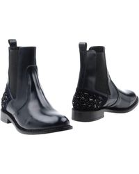 John Galliano - Ankle Boots - Lyst