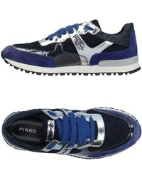 Pinko Low-tops & Sneakers - Blue