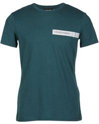 Emporio Armani | T-shirts | Lyst