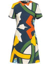 Parden's - Short Dress - Lyst