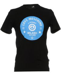 Love Moschino - T-shirts - Lyst