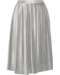 Adam Lippes - 3/4 Length Skirt - Lyst