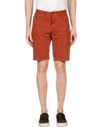 Minimum - Bermuda Shorts - Lyst