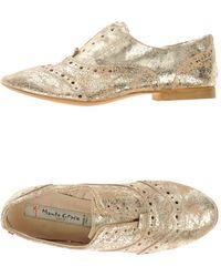Manila Grace - Lace-up Shoe - Lyst