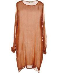 Luna Bi - Short Dresses - Lyst